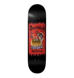 Deathwish Deathwish Deck Jon Dickson Death Wichz (8.38)
