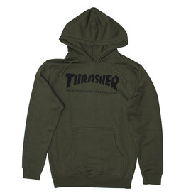 Thrasher Thrasher Hood Mens Sk8 Mag (Army)