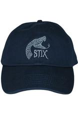 Stix Stix Hat Rattler Strapback (Navy/Light Grey)