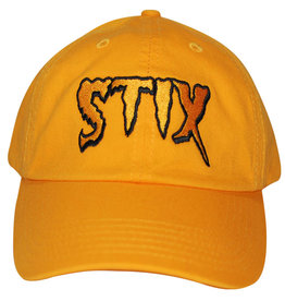 Stix Stix Hat Bad People Strapback (Gold/Black/Gold)
