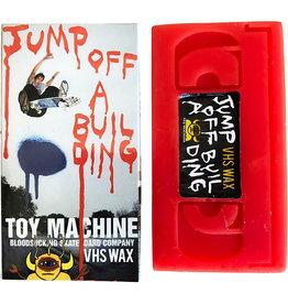 Toy Machine Toy Machine Wax VHS Jump Off A Building