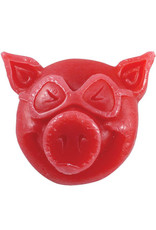 Pig Pig Wax Pig Head (Red)
