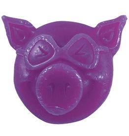 Pig Pig Wax Pig Head (Purple)