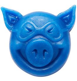 Pig Pig Wax Pig Head (Blue)