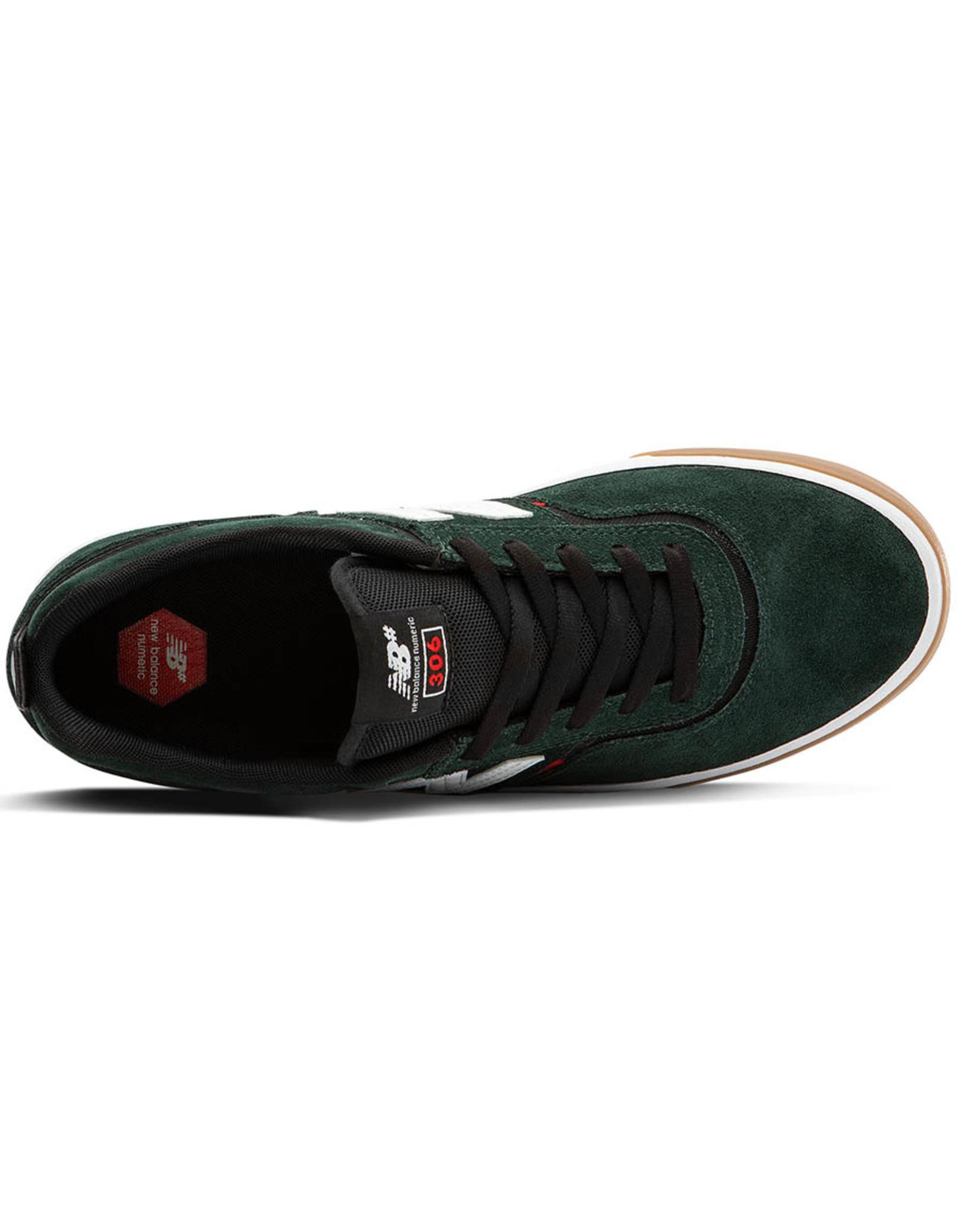 New Balance Numeric New Balance Numeric Shoe 306 Jamie Foy (Green/Red)