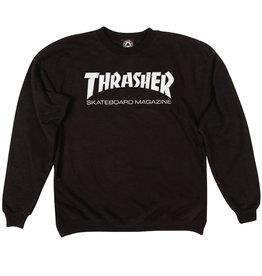 Thrasher Thrasher Crew Mens Sk8 Mag (Black)