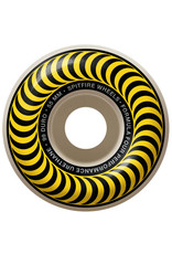 Spitfire Spitfire Wheels Formula Four Yellow Classic White (55mm/99d)