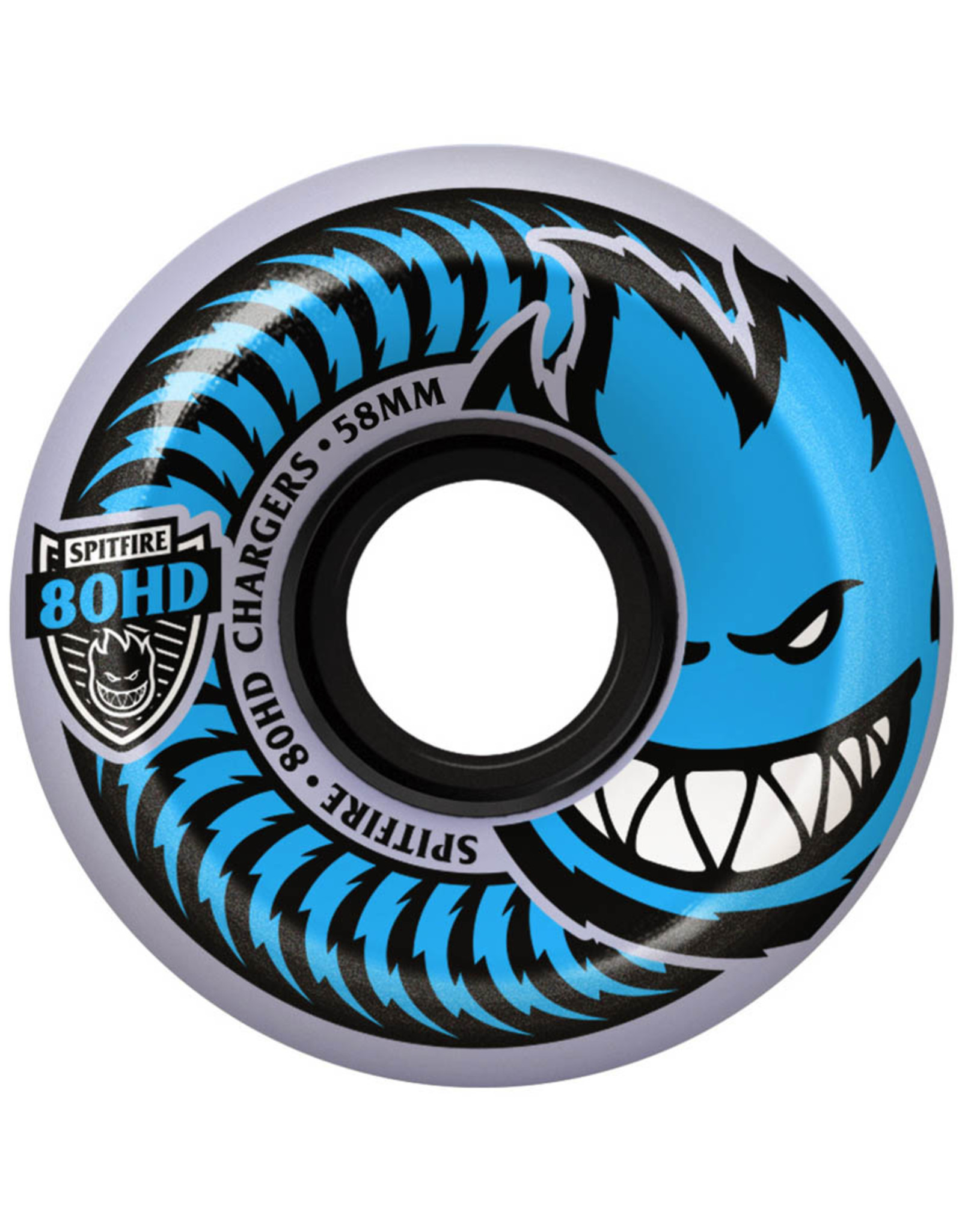 Spitfire Spitfire Wheels 80HD Charger Conical Clear (58mm/80d)