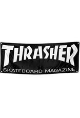 Thrasher Thrasher Banner Sk8 Mag Logo
