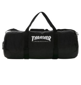 Thrasher Thrasher Bag Logo Duffel (Black)