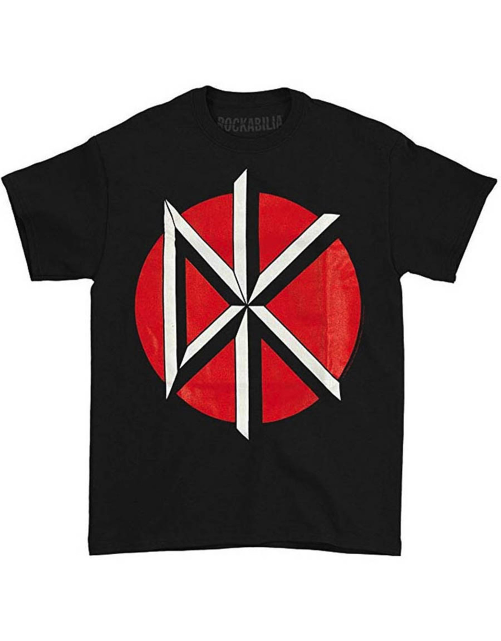 Star 500 Concert Series On Hollywood Tee Dead Kennedys Logo S/S (Black)
