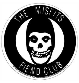 Star 500 Concert Series On Hollywood Sticker The Misfits Fiend Club