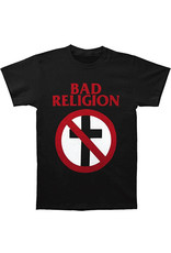 Star 500 Concert Series On Hollywood Tee Bad Religion Classic Cross Buster S/S (Black)