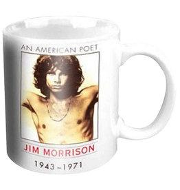 Star 500 Concert Series On Hollywood Mug The Doors American Poet (White)