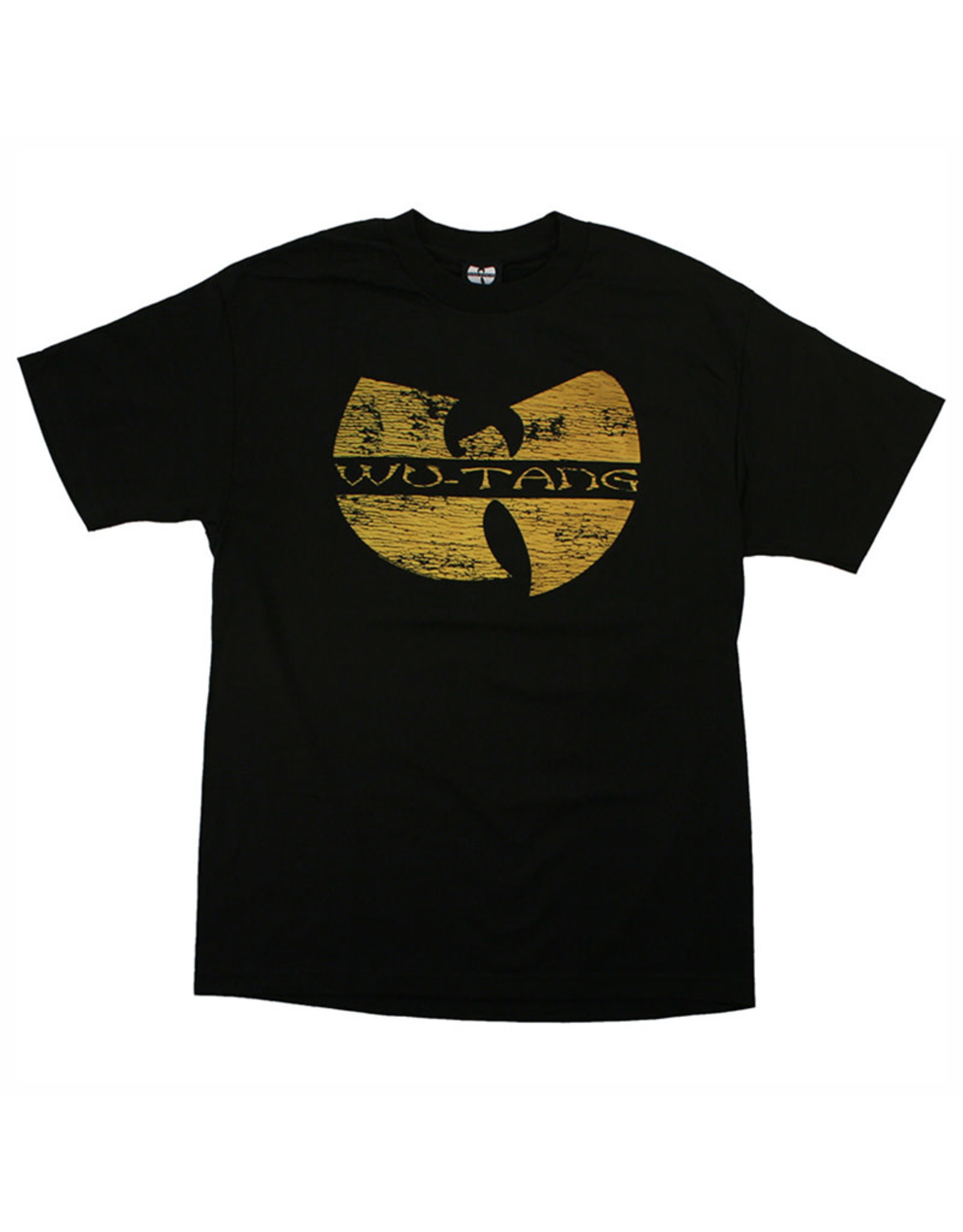 Star 500 Concert Series On Hollywood Tee Wu Tang Distressed Logo S/S (Black)