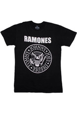 Star 500 Concert Series On Hollywood Tee Ramones S/S (The Seal Logo)