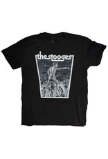 Star 500 Concert Series On Hollywood Tee The Stooges Crowdwalk S/S (Black)