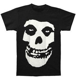 Star 500 Concert Series On Hollywood Tee Misfits Skull Logo S/S (Black)