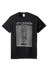 Star 500 Concert Series On Hollywood Tee Joy Division Unknown Pleasures II S/S (Black)