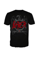 Star 500 Concert Series On Hollywood Tee Slayer Black Eagle S/S (Black)