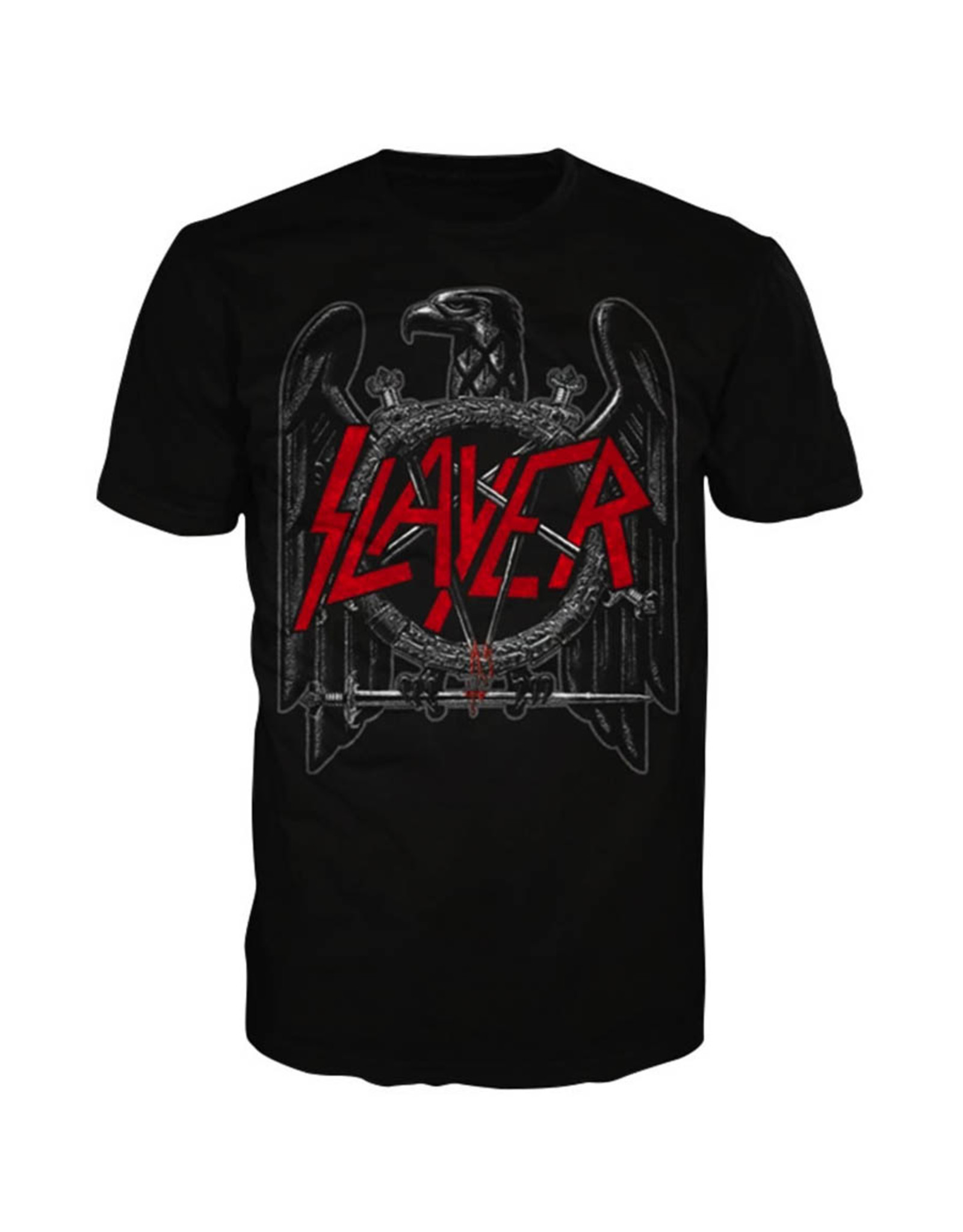 Star 500 Concert Series On Hollywood Tee Slayer Black Eagle S/S (Black)
