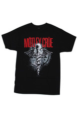 Star 500 Concert Series On Hollywood Tee Motley Crue Dr. Feelgood S/S (Black)