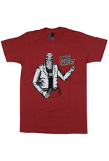 Star 500 Concert Series On Hollywood Tee Minor Threat Bottled Violence S/S (Red)