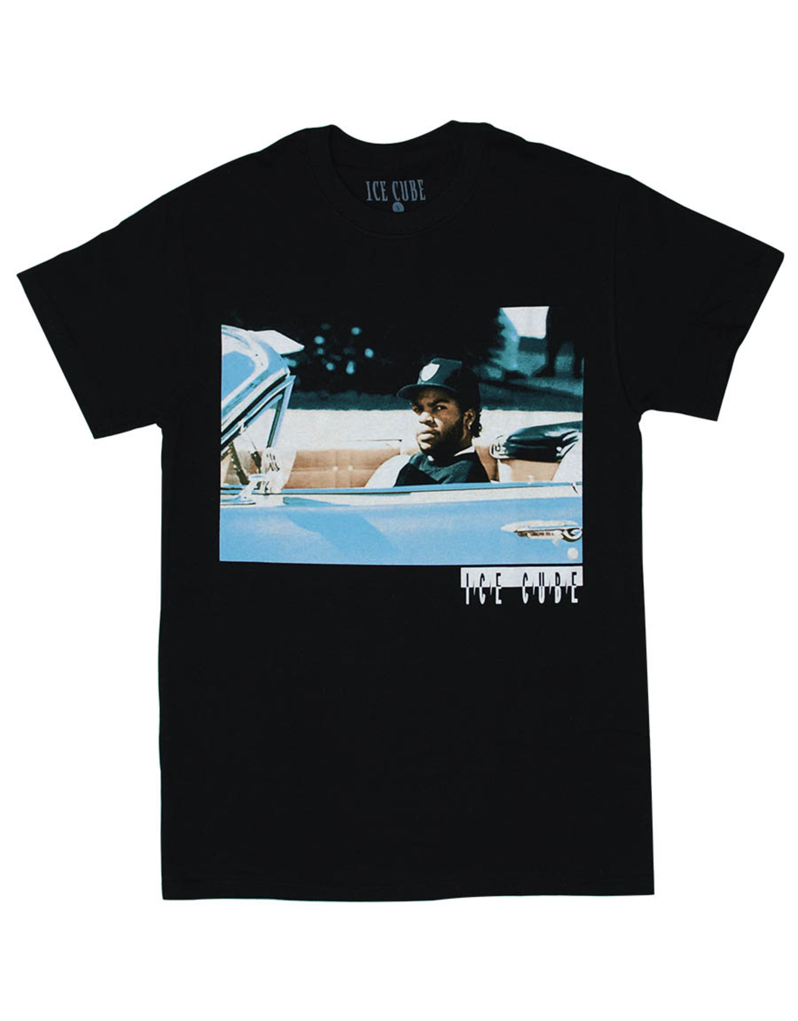 Star 500 Concert Series On Hollywood Tee Ice Cube S/S (Impala II)