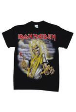 Star 500 Concert Series On Hollywood Tee Iron Maiden Killers Large S/S (Black)