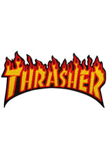 Thrasher Thrasher Patch Flame