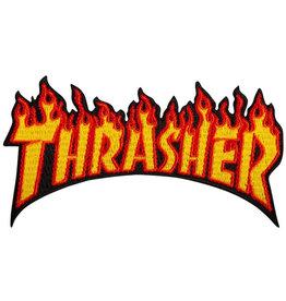 Thrasher Thrasher Patch Flame