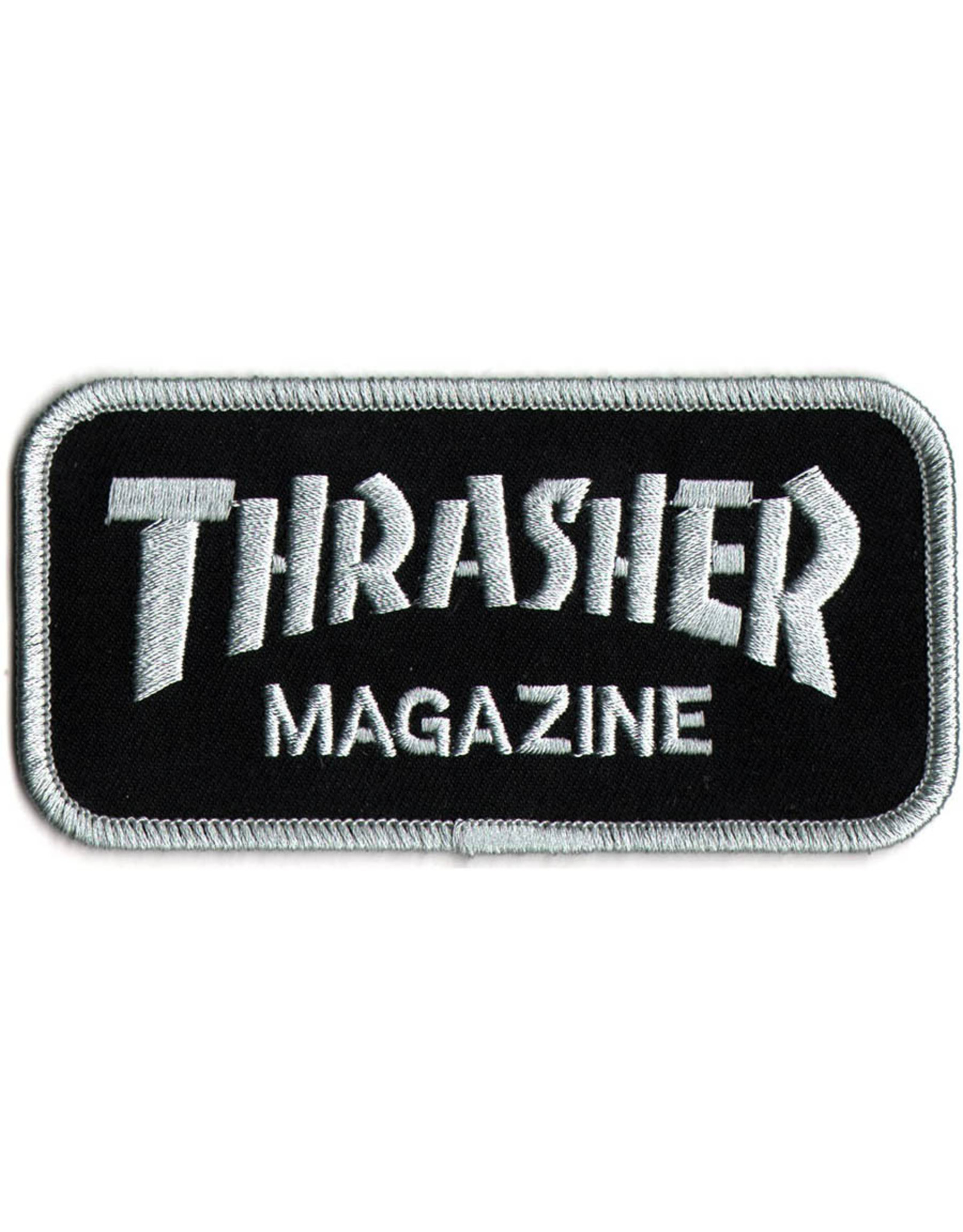 Thrasher Thrasher Patch Logo