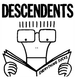 Star 500 Concert Series On Hollywood Sticker Descendents Sucks