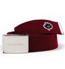 Magenta Magenta Belt Clip (Burgundy)