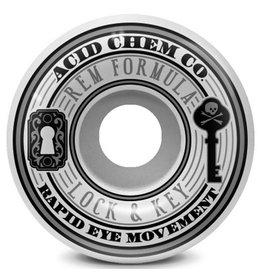 Acid Wheels Acid Wheels REM Lock And Key White (54mm/99a)