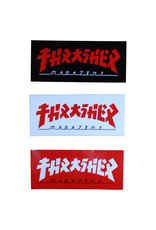 Thrasher Thrasher Sticker Godzilla Rectangle (One/Assorted)