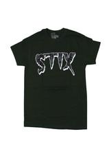 Stix Stix Tee Bad People S/S (Forest Green/Black)
