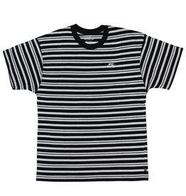Nike SB Nike SB Tee AOP Stripe S/S (Black/White)