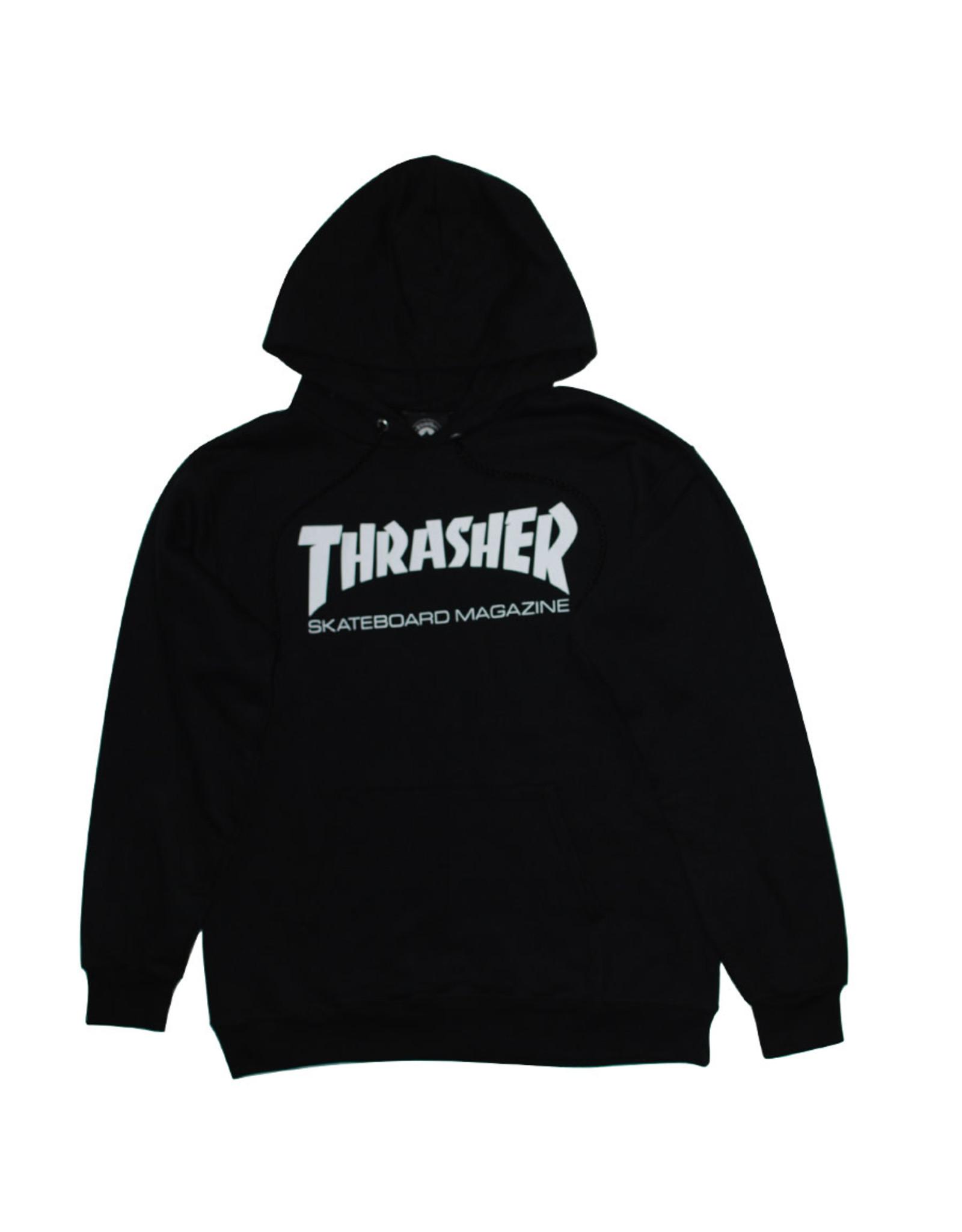 Thrasher Thrasher Hood Mens Sk8 Mag (Black)