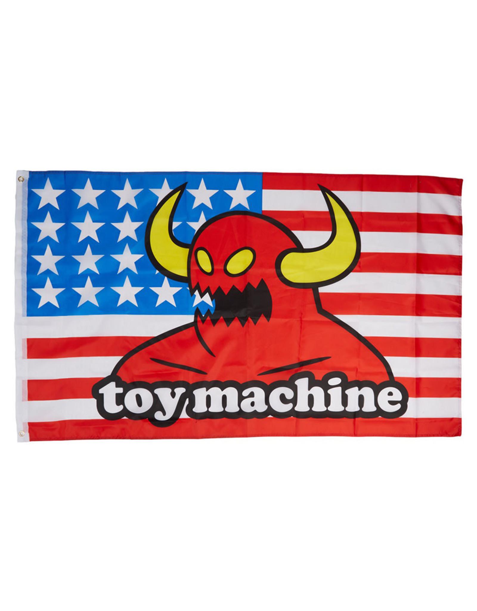 Toy Machine Toy Machine Flag American Monster