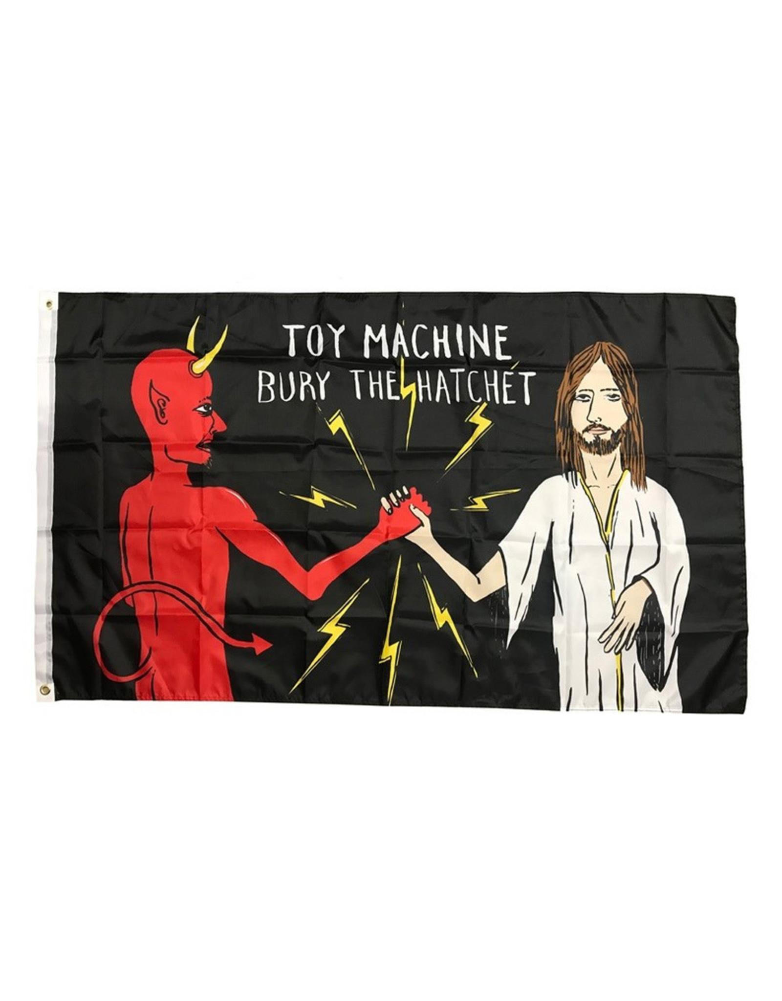 Toy Machine Toy Machine Flag Bury The Hatchet
