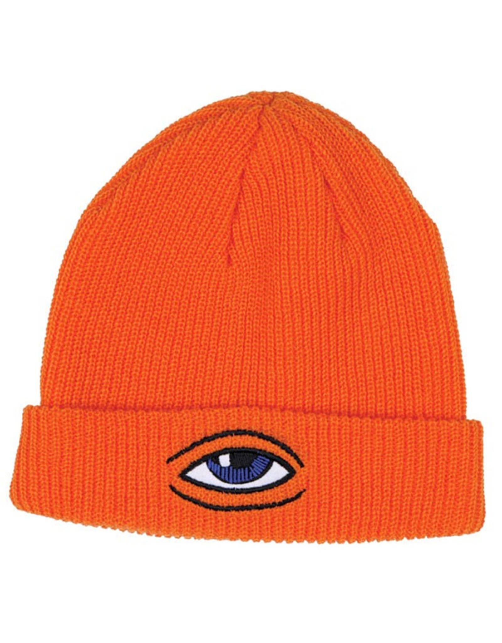 Toy Machine Toy Machine Beanie Sect Eye Dock Cuff (Orange)