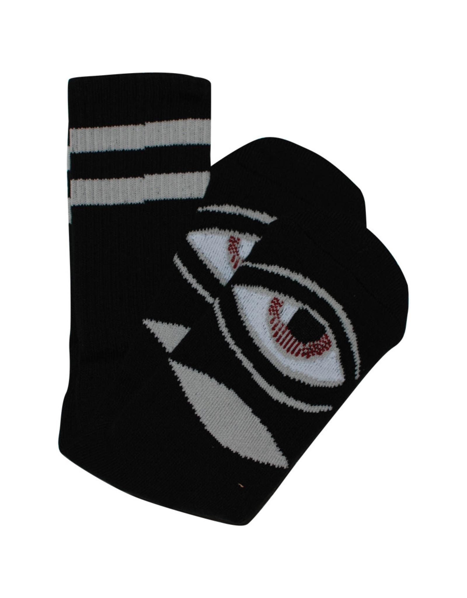 Toy Machine Toy Machine Socks Sect Eye Crew (Black)