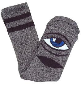 Toy Machine Toy Machine Socks Heather Sect Eye Crew (Grey Heather)