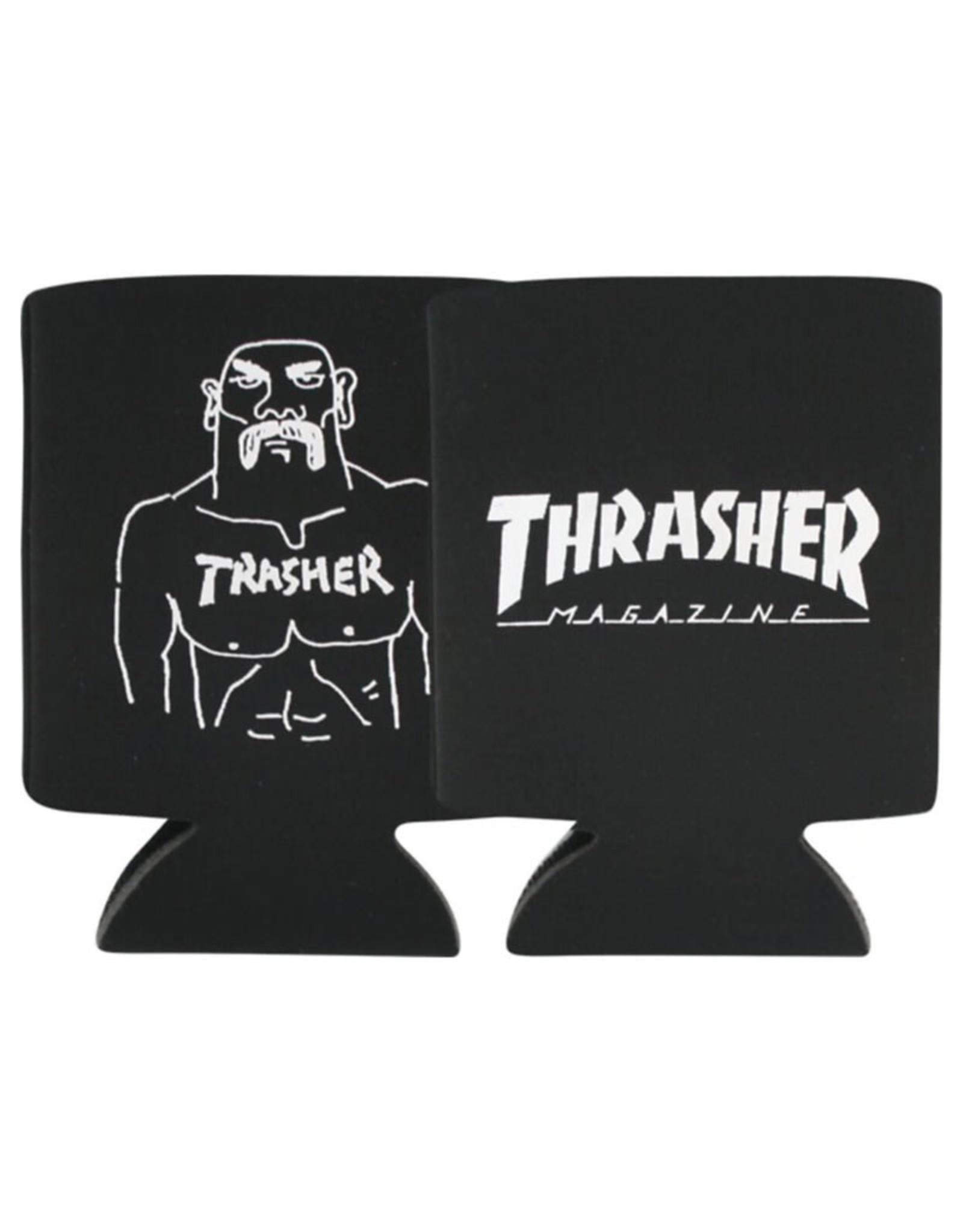 Thrasher Thrasher Koozie (Black)
