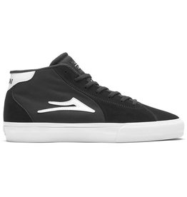 Lakai Shoes Lakai Shoe Flaco II Mid (Black)