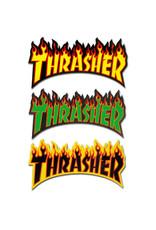 Thrasher Thrasher Sticker Flame Die-Cut Logo Assorted (1/Medium)