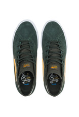 Lakai Shoes Lakai Shoe Flaco II Mid (Olive/Yellow)