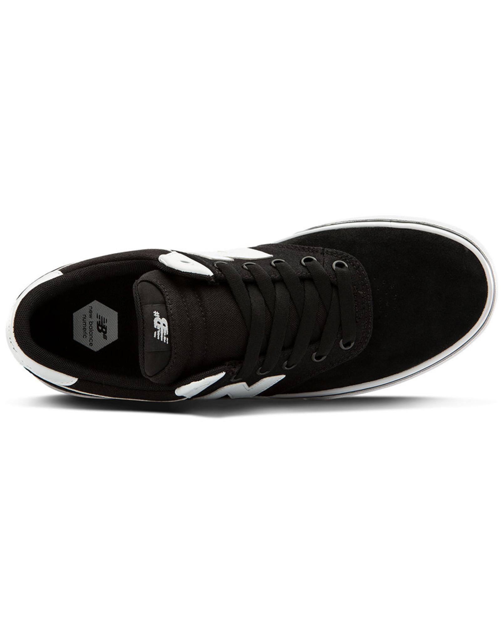 New Balance Numeric New Balance Numeric Shoe 255 (Black/White/Black)