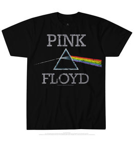 Star 500 Concert Series On Hollywood Tee Pink Floyd Dark Side Classic S/S (Black)